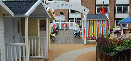 Commercial Projects - The Pier (Landscape Construction in Cheshire, South Manchester & Wirral)