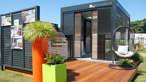 Urban Landscape Showroom slide