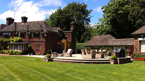 Large Garden project in the Wirral