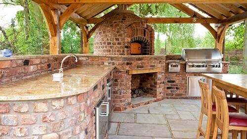 Outdoor Kitchen Lymm