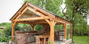 outdoor kitchens banner