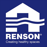Renson (Creating Healthy Spaces) Logo