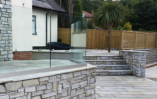 Front Design Wirral - Quartzite Paving (Landscape Planner in Cheshire, South Manchester & Wirral)