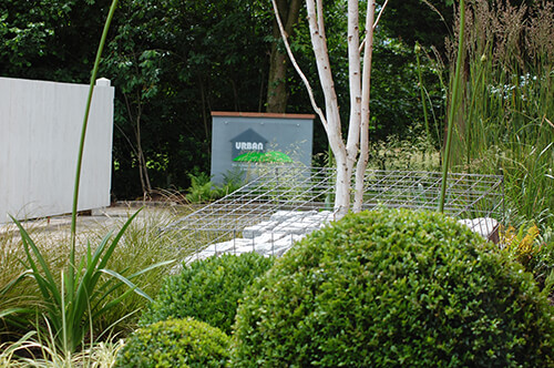 Urban Landscapes HQ - Planting Areas (Landscaping Companies in Cheshire, South Manchester & Wirral)