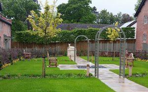 heritage garden Wirral