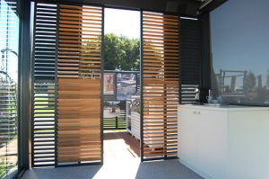 urban landscapes outdoor living blinds