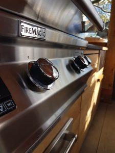 FireMagic Oven Detail
