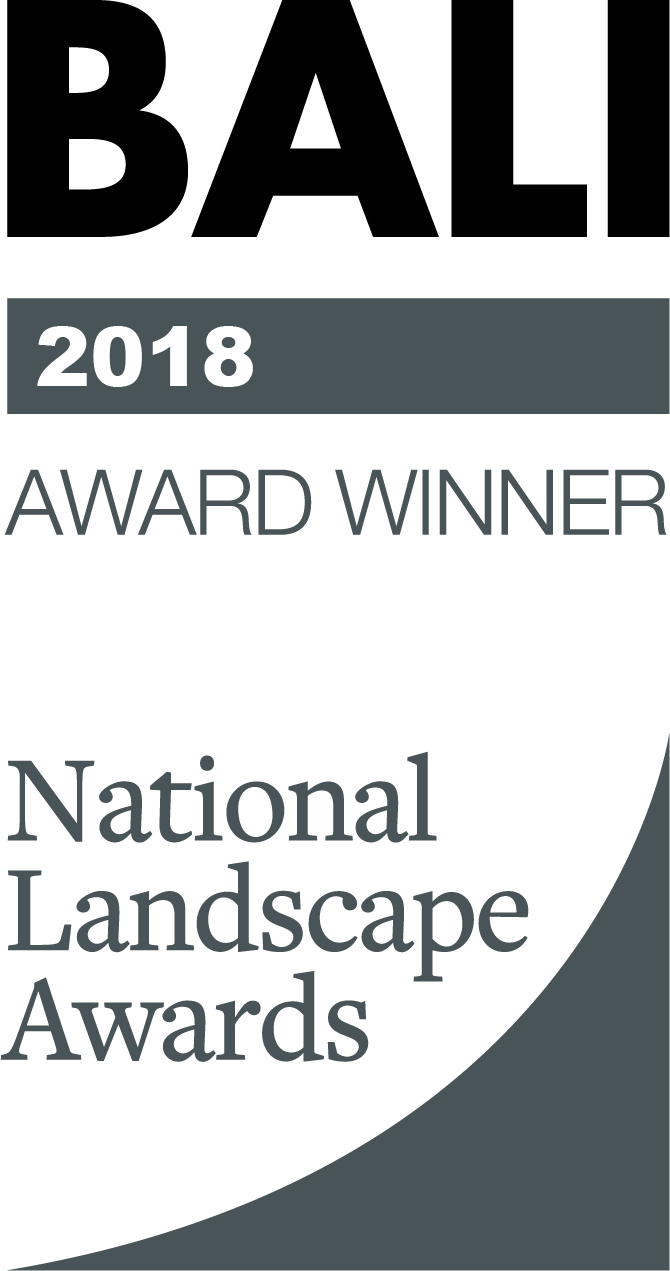 BALI National Landscape Awards Logo 2018
