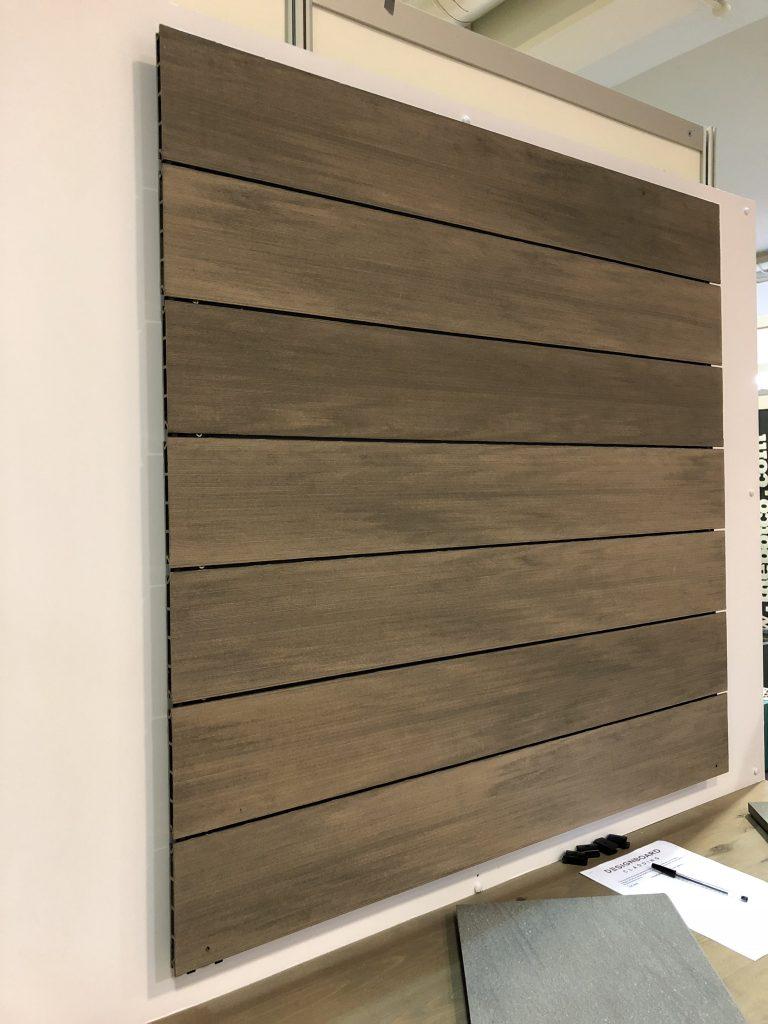Designboard Cladding Display