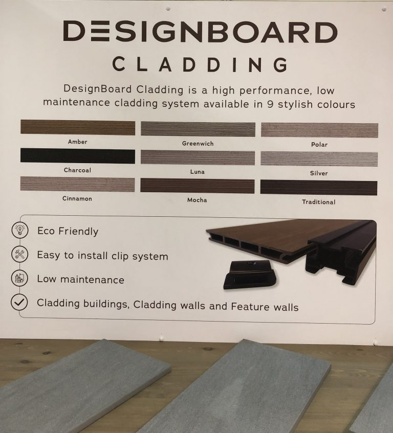 Designboard Cladding Product Board