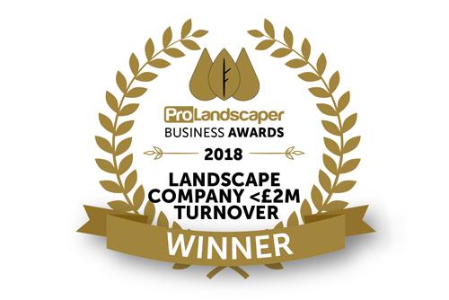 Pro Landscaper awards
