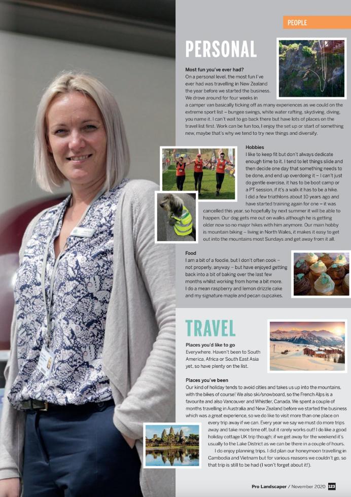 Pro Landscaper magazine article